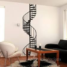 wall decals for living room new 2016 vinyl spiral staircase wall sticker wall decals modern