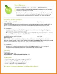 5 Teacher Resume Templates Word Phoenix Officeaz