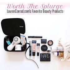 bag lauren conrad 39 s favorite makeup worth the splurge team lc beauty