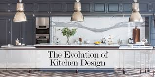 Of Kitchen Whats Cooking The Evolution Of Kitchen Design The Luxpad The