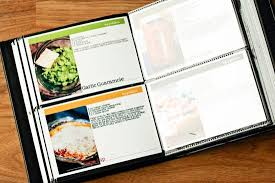 How To Make A Recipe Book Make A Recipe Book Out Of A Photo Album That Holds 4 X 6