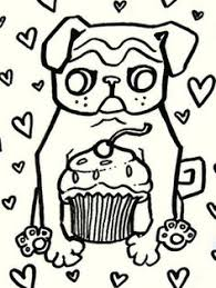 Pug Dog Free Coloring Pages On Art Coloring Pages