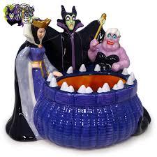 Disney Designer Villains Evil Queen Disney Store Catalog Villains Ceramic Candy Dish Figurine