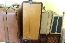 vintage luggage. vintage luggage/suitcases luggage e