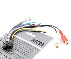 xtenzi wire harness radio in dash aftermarket cable plug xtenzi wire harness radio for dual 16 pin xd xdh xdma xdm