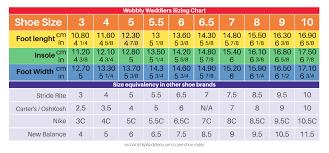Nike Com Shoe Size Chart Sizing Chart