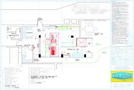 Commercial Kitchen Designer Cad Drawings Commercial Kitchen Planning Layout Chiller Box