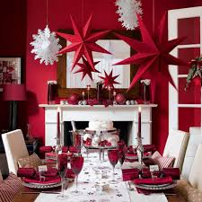Small Picture Red And White Hanging Decorations House Design Ideas