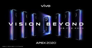 <b>vivo's</b> APEX <b>2020</b> Reveals Futuristic Vision Beyond Imagination