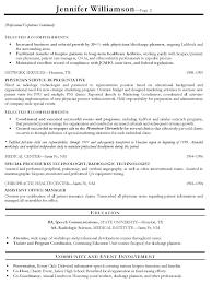 Coordinator Sample Resume Gallery Creawizard Com