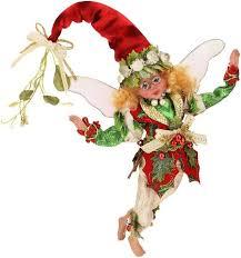 Mistletoe & Holly Fairy by Mark Roberts | Christmas Fairies ...