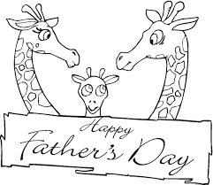 Fathers Day Coloring Pages Printable Printable Happy Fathers Day ...