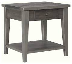 rectangle end table. Branbury Rectangle End Table