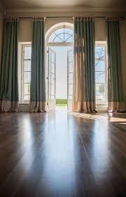 view in gallery french doors high window curtains