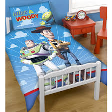 Toy Story Junior Bed Set   Infinity