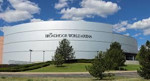 Broadmoor Arena Seating Chart Broadmoor World Arena 1998 Wikipedia