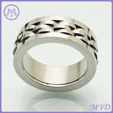 fashion jewelry snless steel mens ring