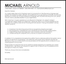 engineering cover letters cover letter design electrical electronics engineering cover letter