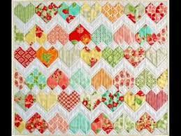 ZigZag Love Pattern - Quilting Pattern Presentation - YouTube & ZigZag Love Pattern - Quilting Pattern Presentation Adamdwight.com