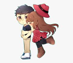 transpa couple emoji png cute