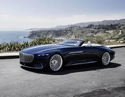 2018 mercedes maybach 6.  2018 Stunning Mercedes Maybach 6 Concept In Pictures For 2018 Mercedes Maybach F