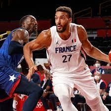 Olympic Basketball Opener ...