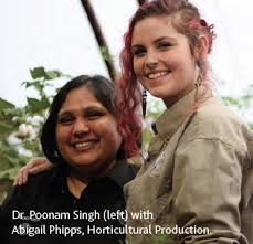 Poonam Singh BSc, MSc, PhD | Assiniboine College
