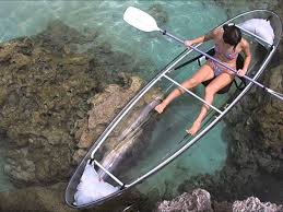 Transparent Canoe Kayak Transparent Canoe Kayak Youtube