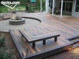 Backyard Deck Design Impressive Design Ideas
