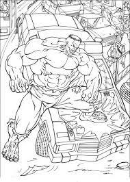 Color the hulk jan 13th, 2015. Hulk Coloring Book 50