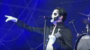<b>Ghost</b> Wins Swedish Grammis Award For '<b>Popestar</b>' - Blabbermouth ...