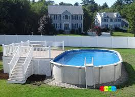 swimming pool decks. Swimming Pool:Pool Decks Gorgeous Deck Stairs For Above Ground Pool With Composite Decking Also Swim Time A Frame Flip Up Ladder 945x683