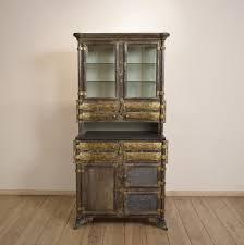 Antique Metal Dental Cabinet Industrial Metal Dental Cabinet From Admi Mbel 1920s For Sale At