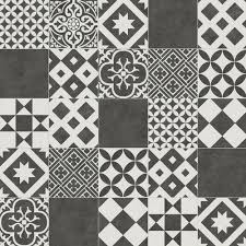 cushion vinyl flooring vintage tile vivre 01