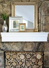 Mantle Without Fireplace Livelovediy How To Build A Mantel