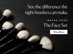 experience how easy it can be to achieve flawless face makeup with the face set a collection of six brushes created by makeup artist wayne goss