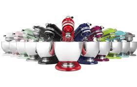 kitchenaid mixer color chart. a full spectrum of colors kitchenaid mixer color chart