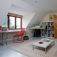 cool attic home office design ideas attic office ideas