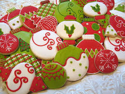 ornament cookie platter how to decorate christmas cookies suga picture on  VisualizeUs