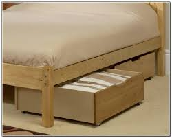 Drawers For Under Bed The Best Underbed Storage Drawers Rhama Home Decor