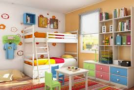 Bedroom Designs For Kids Custom Design