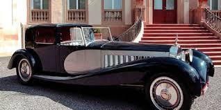 Jean bugatti was the eldest son of ettore bugatti. Bugatti To Show Type 41 Royale At Goodwood Festival Of Speed