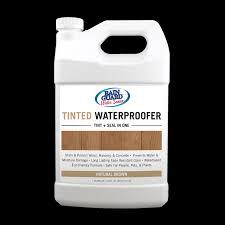 Tinted Waterproofers In 4 Colors