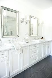 white bathroom cabinets with dark countertops. Bathroom In White Best Dark Floor Ideas On Bathrooms Modern And Baths Cabinets With Countertops S