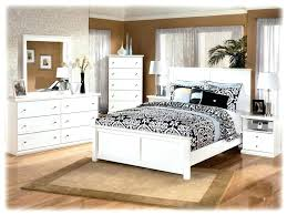 Rustic White Bedroom Furniture Distressed White Washed Bedroom ...