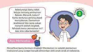 Try the suggestions below or type a new query above. Kunci Jawaban Tema 1 Kelas 4 Sd Halaman 146 147 148 149 150 151 153 Permainan Engklek Bunyi Tribunnews Com Mobile