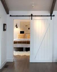 sliding barn door gap what area of the home is your going fix