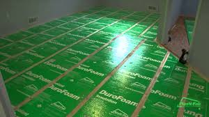 Flooring  How To Stain Concrete Adding Color Cement Surfaces Hgtv - Wet basement floor ideas