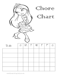 Valentine's day color by number activities get kids to exercise number recognition while they celebrate. Chore Charts For Kids