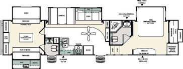 2012 forest river sierra 365saq fifth wheel owatonna mn noble rv floor plan image